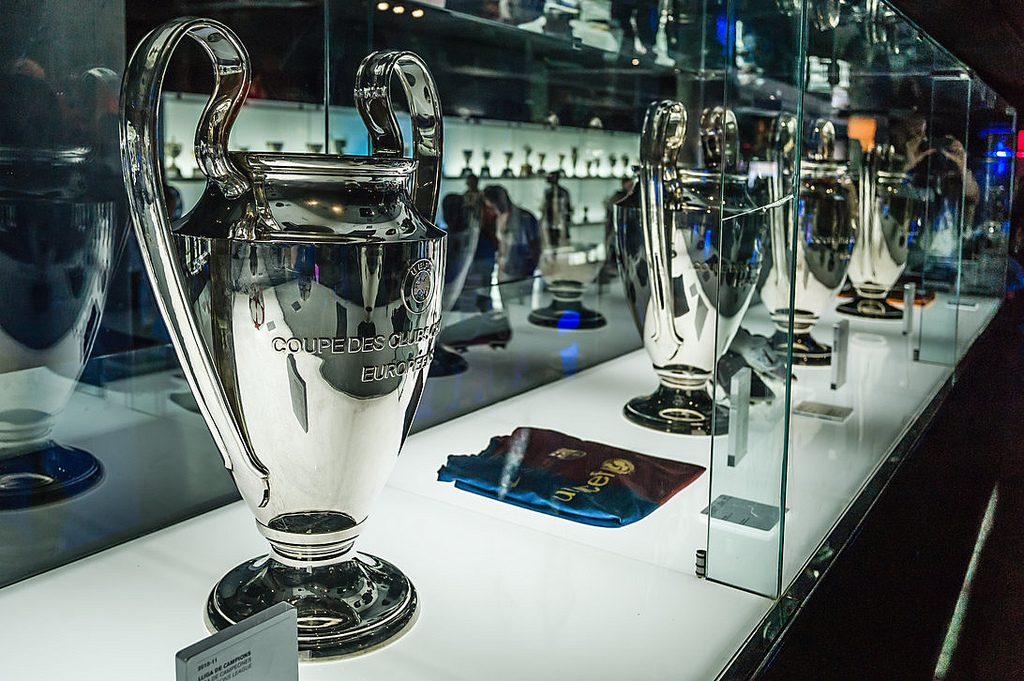 musee camp nou barcelone