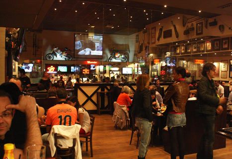 sports bar barcelone