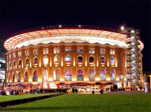arenas barcelone