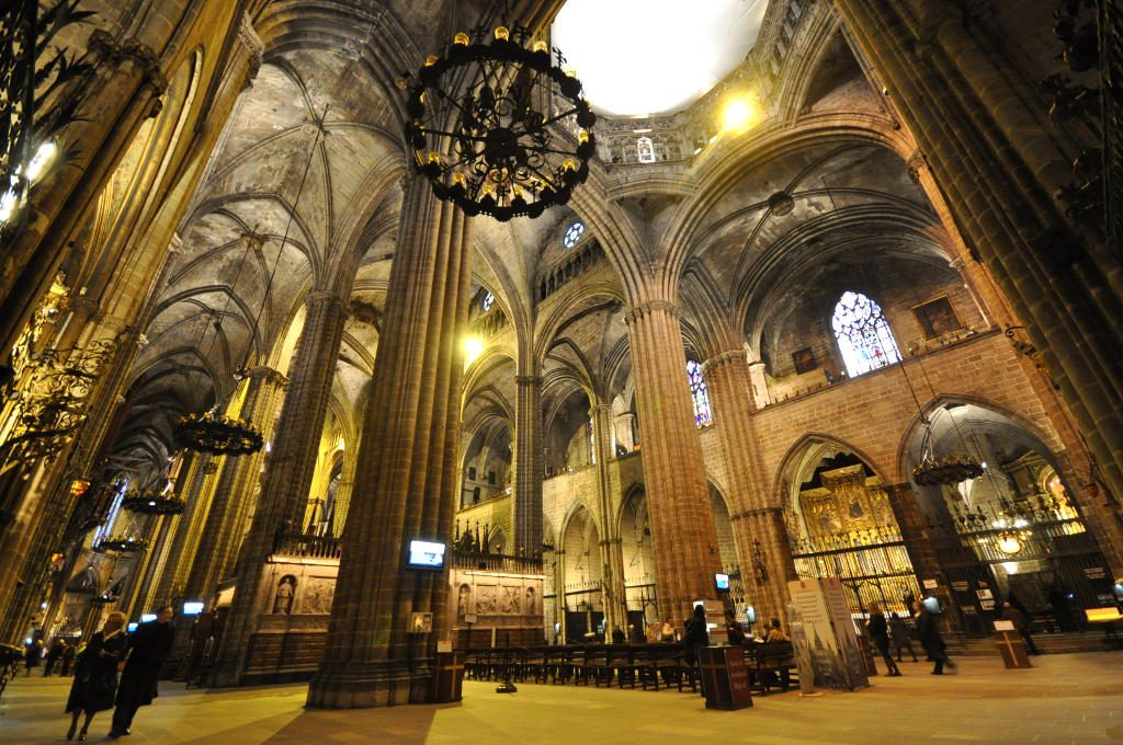 cathedrale barcelone