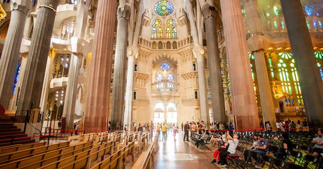 sagrada familia : une visite incontournable à Barcelone