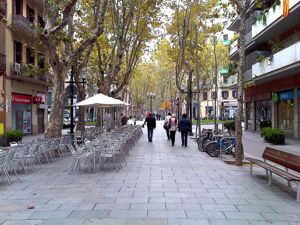 quartier de barcelone