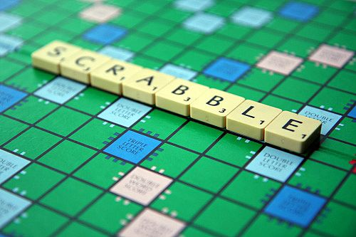 jeu de societe scrabble