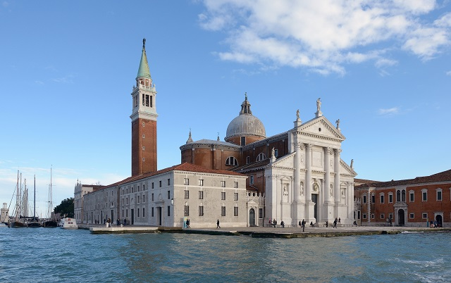 Basilique San Giorgio Maggiore de Venise