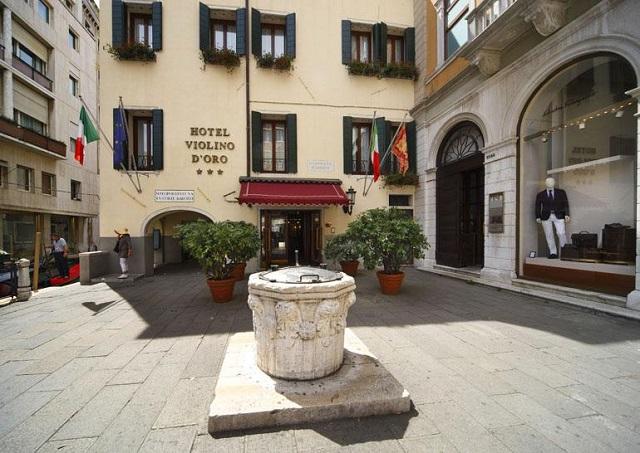 Hotel Violino d'Oro Venise