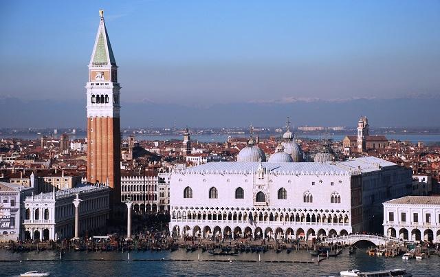 quartier de San Marco à Venise