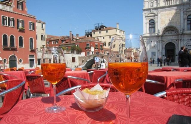que faire à Venise : déguster les spécialités locales