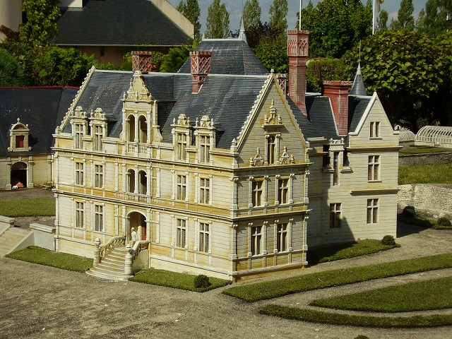 parc des mini-châteaux