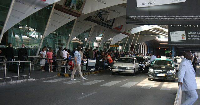 taxi à Lisbonne