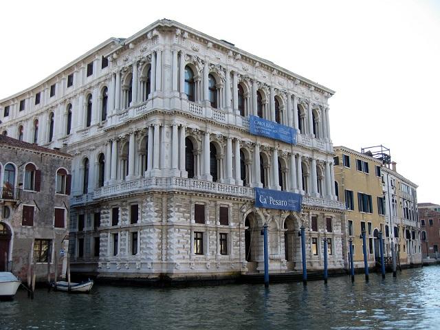 Palais Ca'Pesaro