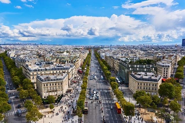 les Champs Elysée