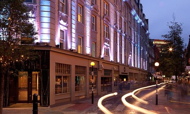 hôtel à Londres