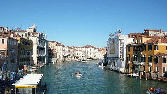 partir à Venise
