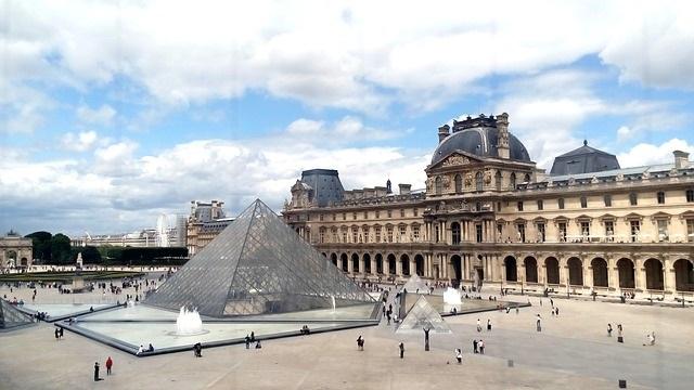quartier Louvre-Tuileries