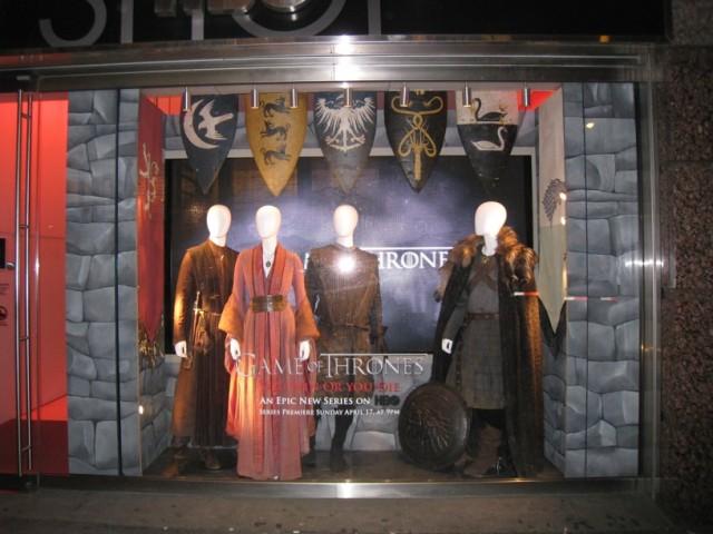 HBO Shop : pour ramener des souvenirs inédits