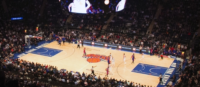 New York match NBA