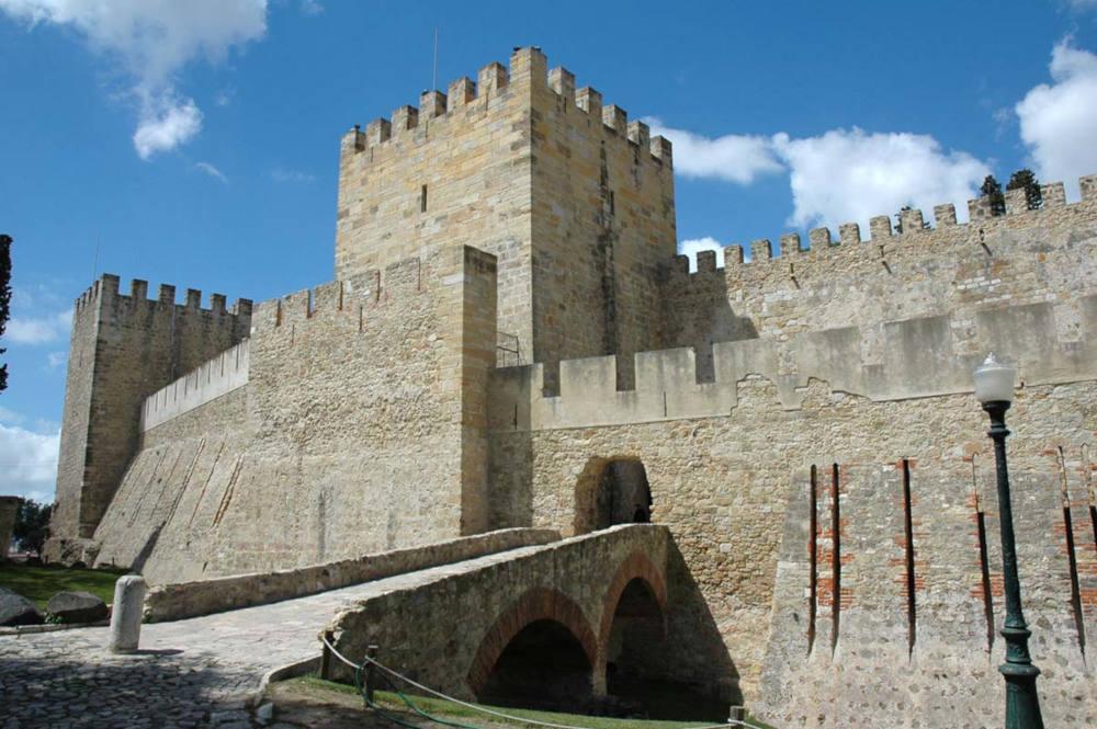 le castello Sao Jorge