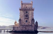 vue de la tour de Belem