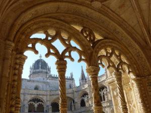 Monastère des Hiéronymites, quartier de Belem, Lisbonne
