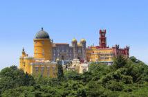 Palais Pena à Sintra