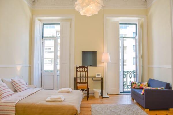 Ambiente Hostel à Lisbonne