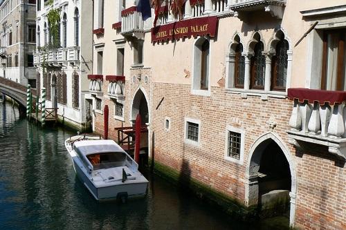 Hotel Liassidi Palace à Venise
