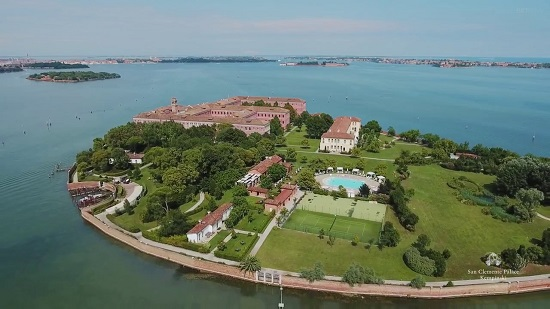 San Clemente Palace Kempinski à Venise