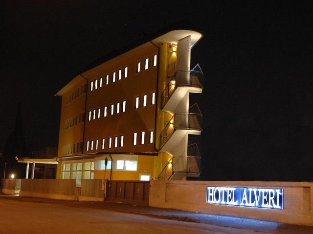 Hotel Alverì à Mestre
