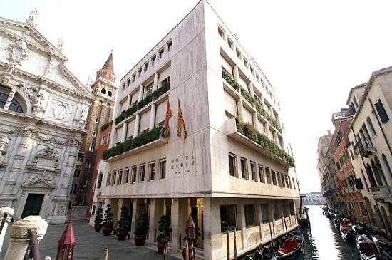 hôtel cinq étoiles à Venise : Bauer Palazzo