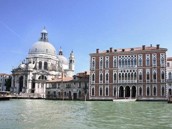 hotel de luxe Venise
