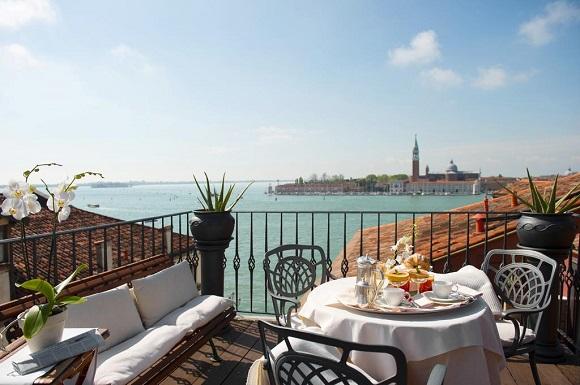 Hotel Metropole : hôtel de luxe à Venise