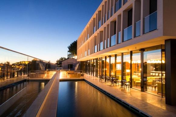 hôtels de luxe de Lisbonne