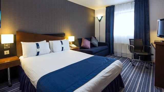hôtel Holiday Inn Express Royal Docks