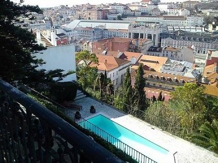 Torel Palace à Lisbonne