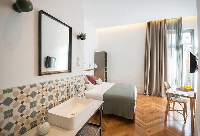 hôtel Casa Mathilda à Barcelone