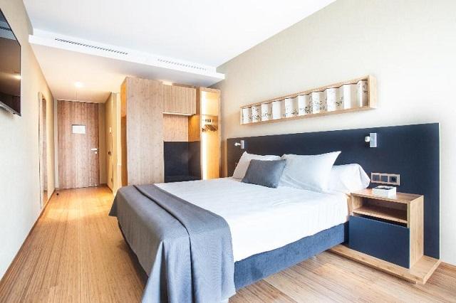 hôtel cinq étoiles : l'OD Barcelona