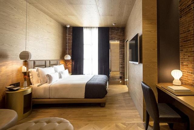 hotel de luxe Barcelone : le Monument Hotel