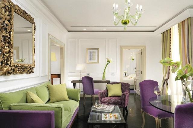 hotel de luxe Rome : l'Hotel d'Inghilterra Roma – Starhotels Collezione