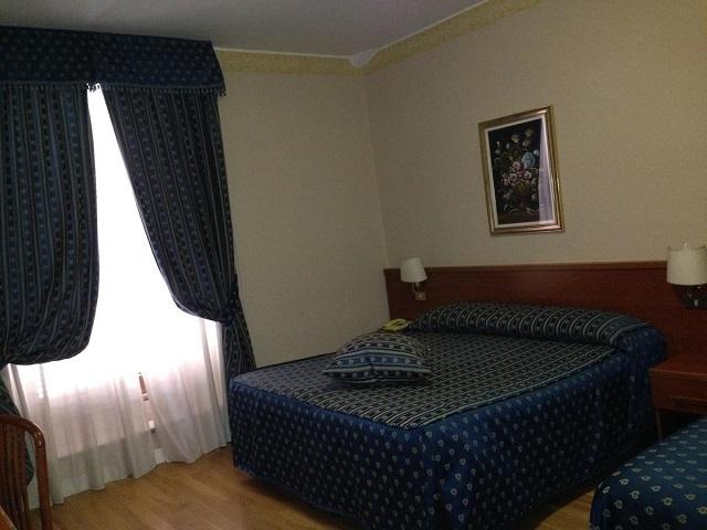 Hotel Fenicia à Rome