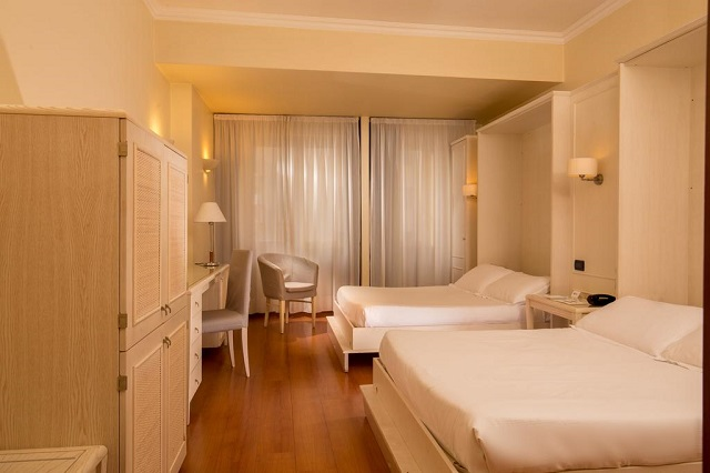 Hôtel à Rome : Best Western Hotel Globus