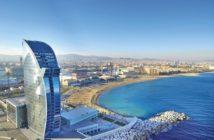 top 10 des hôtels de luxe de Barcelone