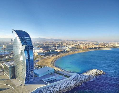 hotel de luxe barcelone slection des 10 plus beaux htels cinq toiles
