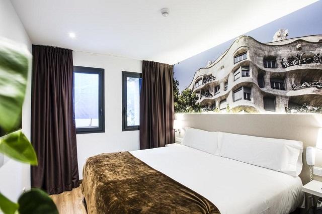 se loger pas cher à Barcelone : l'Hotel BestPrice Gracia