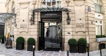 établissements cinq étoiles à Paris