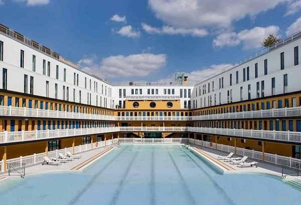hôtel cinq étoiles Molitor Paris - MGallery by Sofitel
