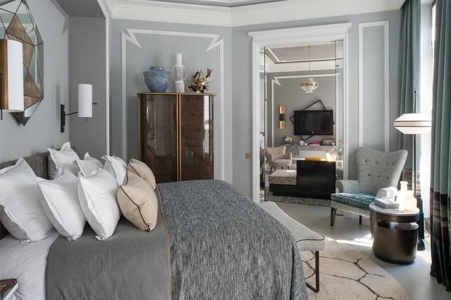 hôtel de luxe Nolinski Paris
