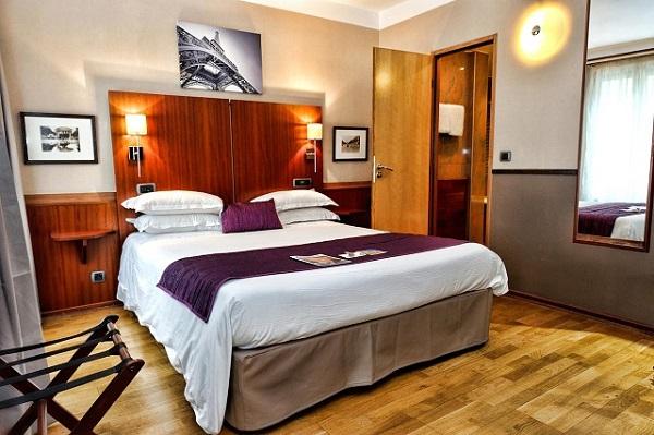 hôtel pas cher à Paris : le George Sand