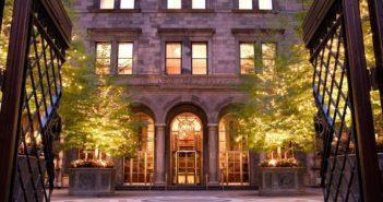 meilleurs palaces à New York