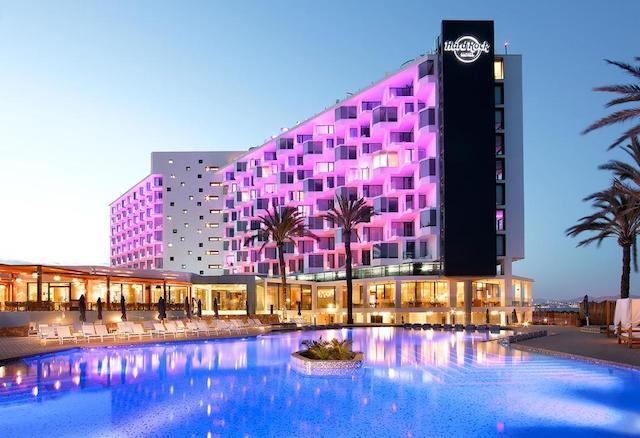 Hard Rock Hotel Barcelona