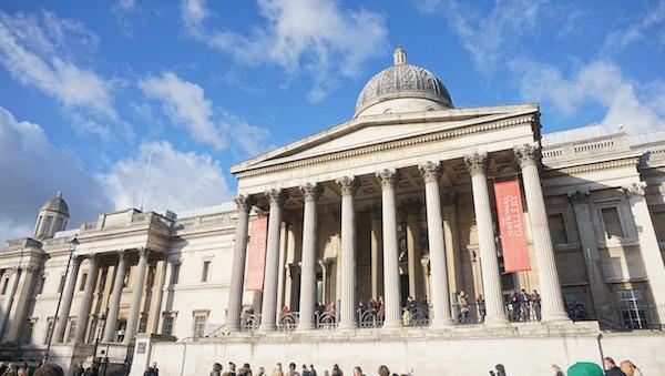 Musée de Londres : British museum.